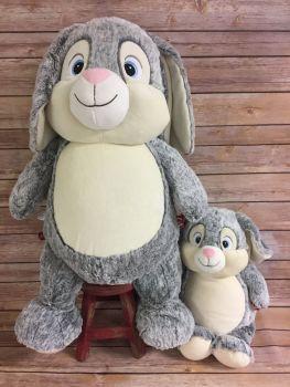 Bunny - Clovis Brampton Grey - JUMBO