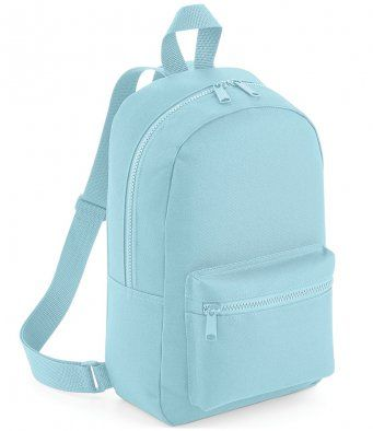 Personalised Mini Essential Toddler Fashion Backpack in Blue