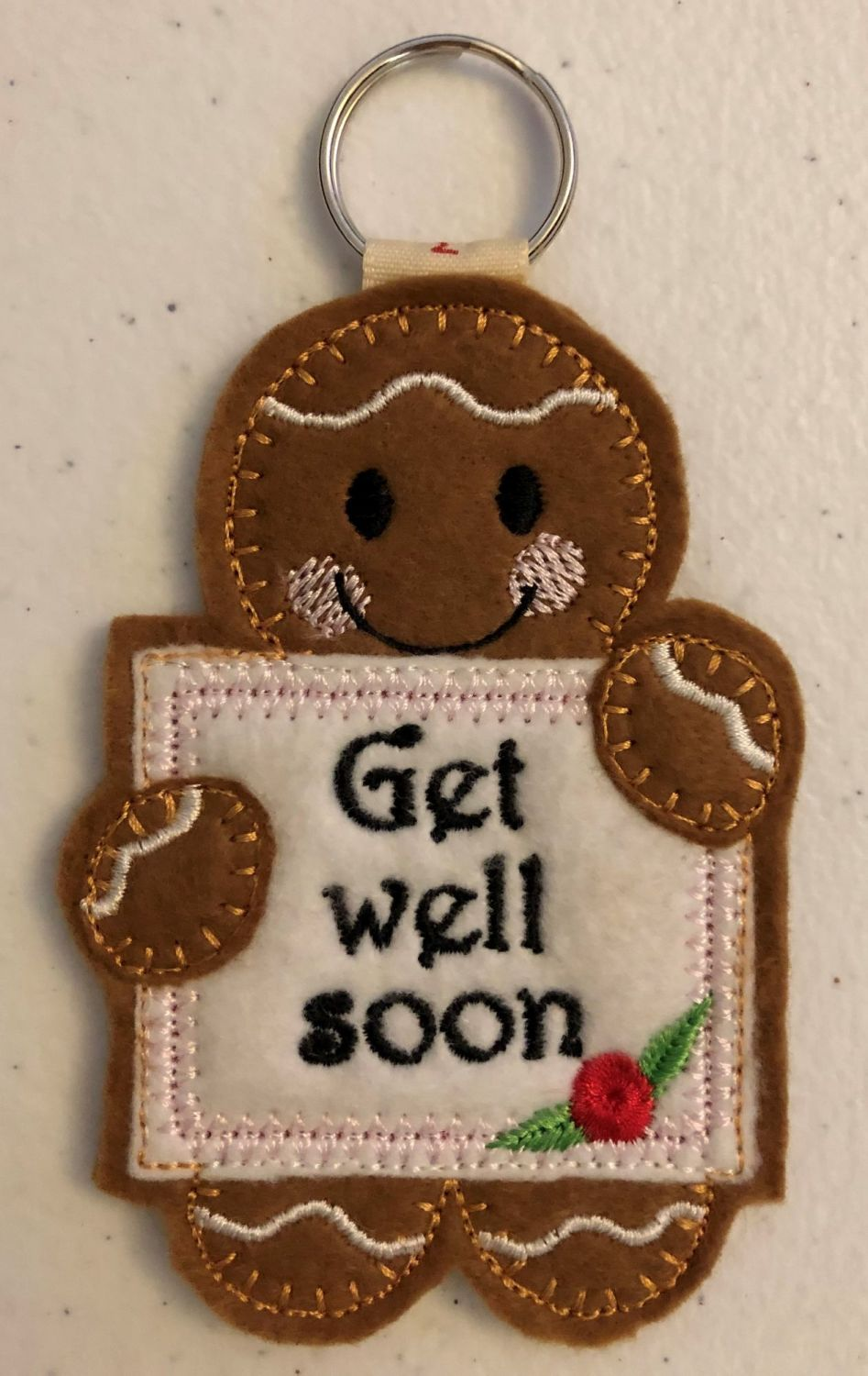 Messages - Get Well Soon