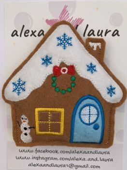 Christmas House - B
