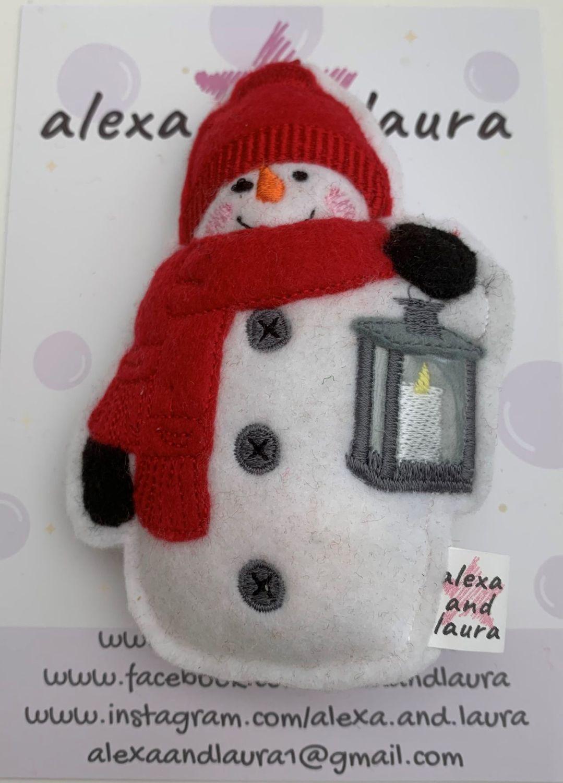 Winter Snowman - Photo coming soon!