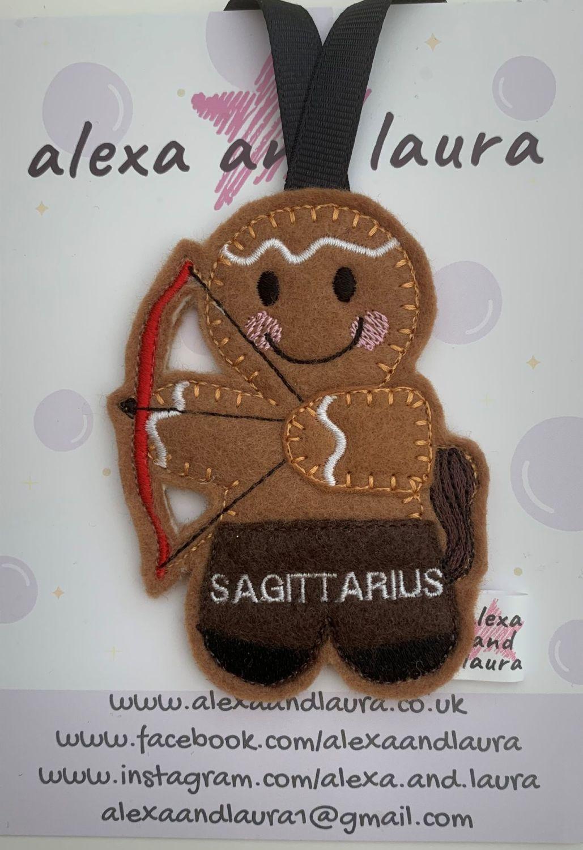Zodiac - Sagittarius - November 22nd - December 21st