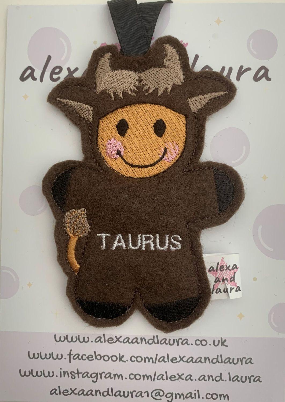 Zodiac - Taurus - April 20th - May 20th