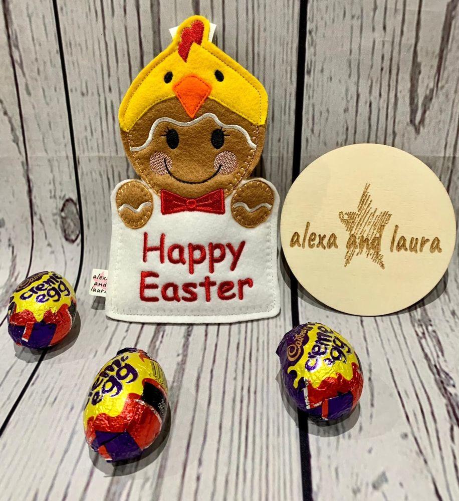Chick Easter Gift Pocket