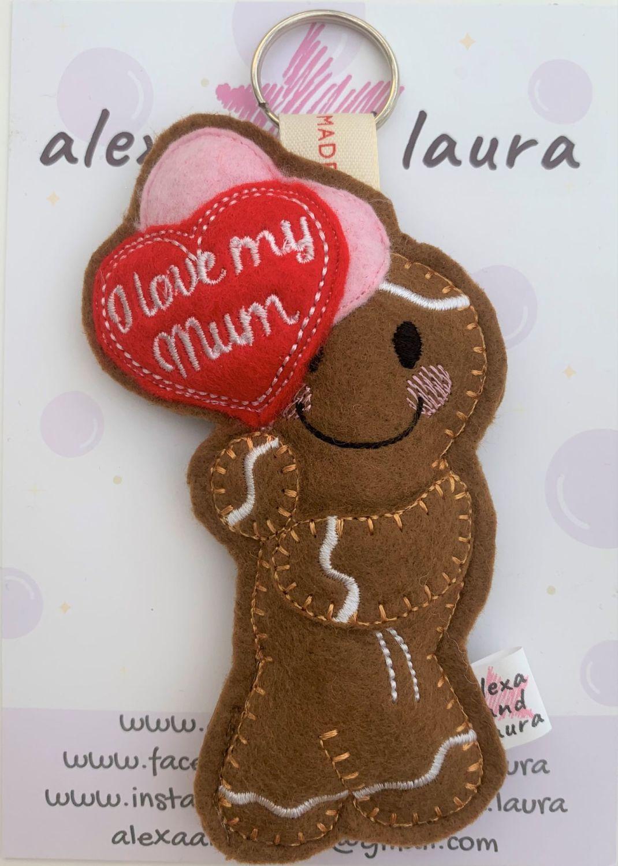 Balloons - I Love Mum