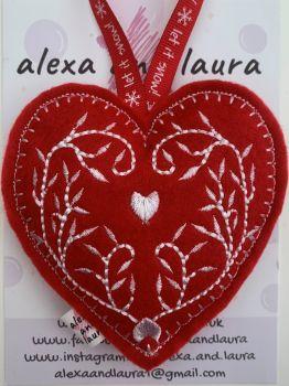 Christmas Heart - A