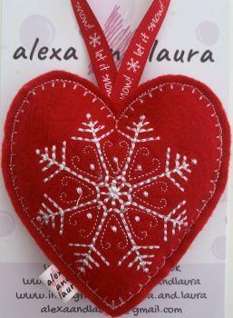 Christmas Heart - C