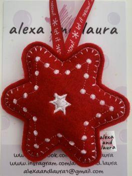 Christmas Star - B