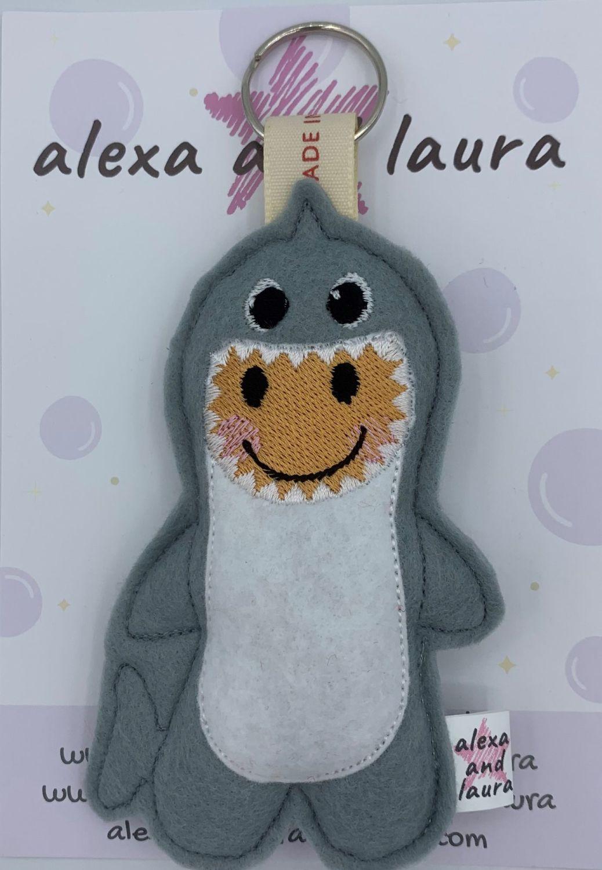Shark - Light Grey