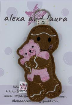 Bear Cuddle - Pink
