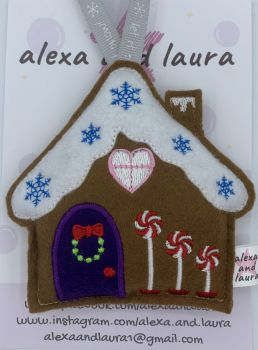 Christmas House - D