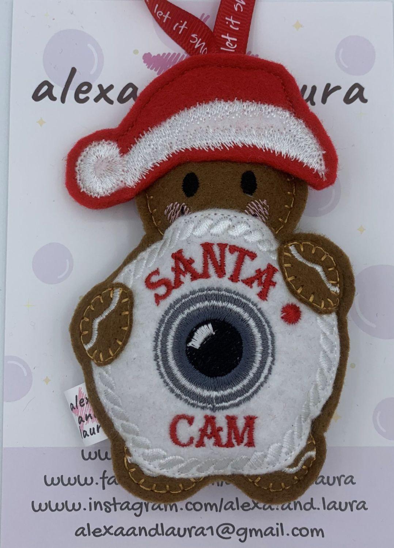 Santa Cam - Photo coming soon!