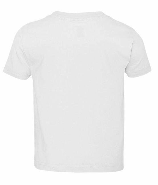 White T Shirt  - Size 4-5 Years
