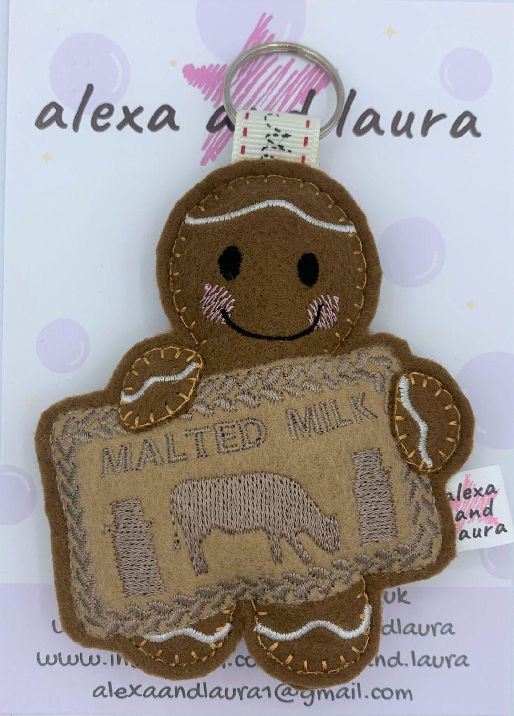 Biscuit- Malted Milk
