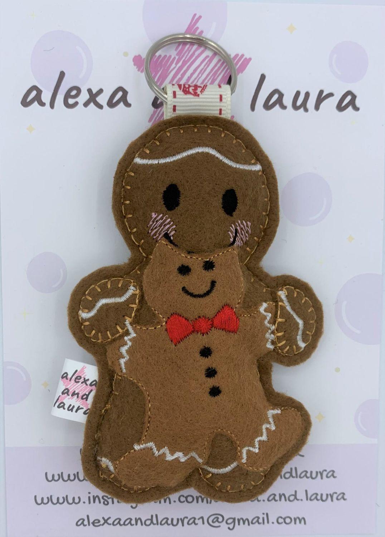 Biscuit- Gingerbread Man