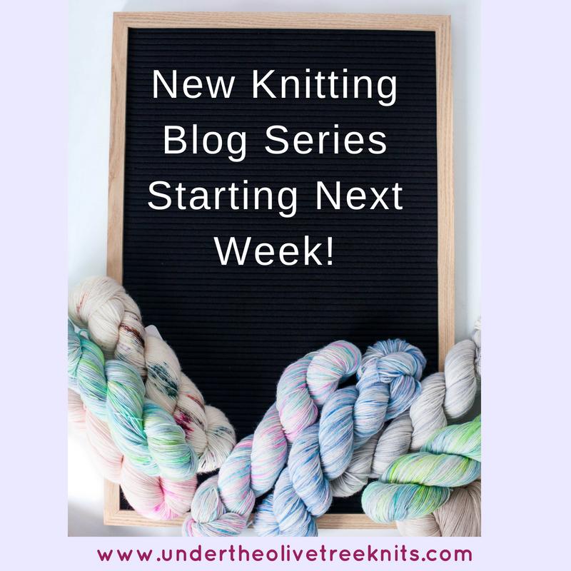 New Blog Series Starting next week! (1)