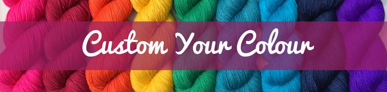 Custom Yarn