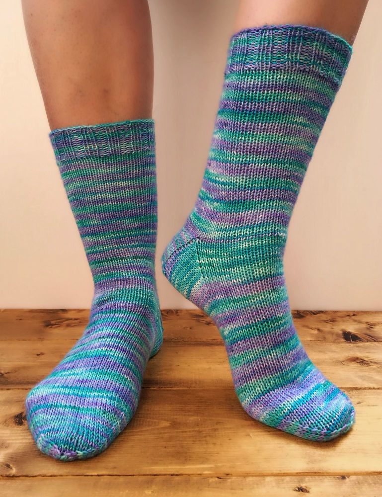 Let The Yarn Shine Socks Video Tutorials Now Available Blog