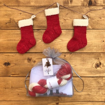 Mini Christmas Stocking Kit