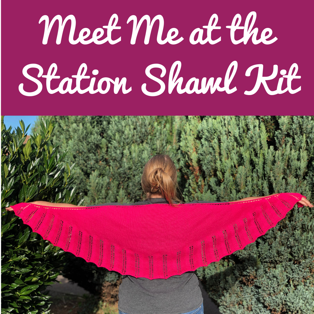 Meet Me at the Station Kit - Choose Your Colour