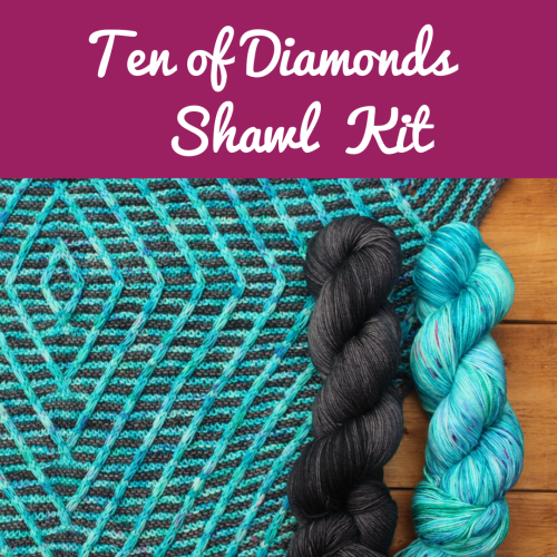 Ten of Diamonds Kit - Choose your Colours