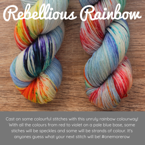 Rebellious Rainbow