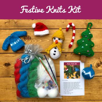 Festive Knits Kit