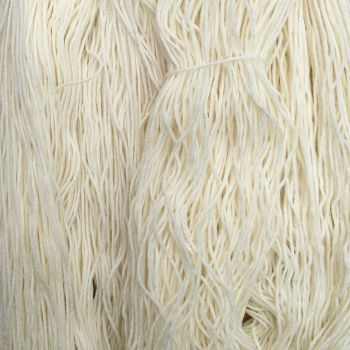 Snow - Undyed Yarn