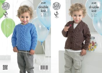 King Cole Toddler Patterns