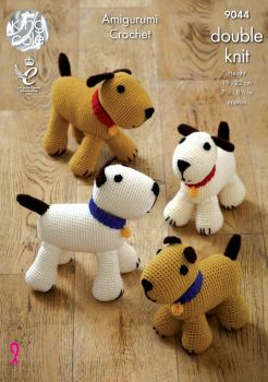 King Cole Crochet Toy Patterns