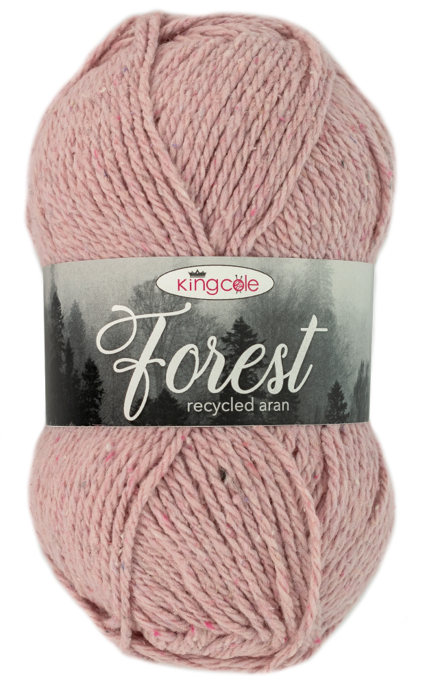 King Cole  Forest Aran  £3.50 100grm