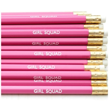 Girl Squad Pencil