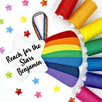 Shooting Star Rainbow Hanger