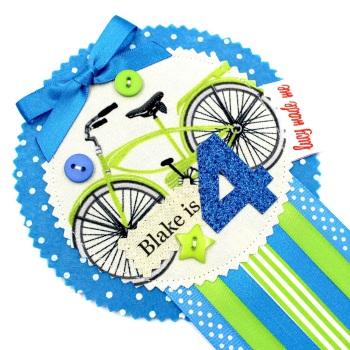 Bike Badge £8.00-£12.00
