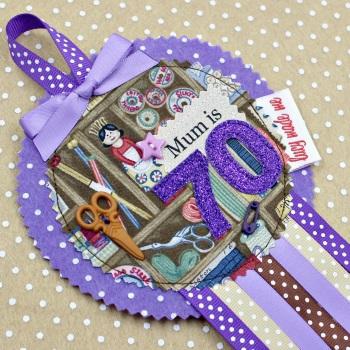Sewing Craft Badge
