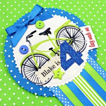 Bike Badge