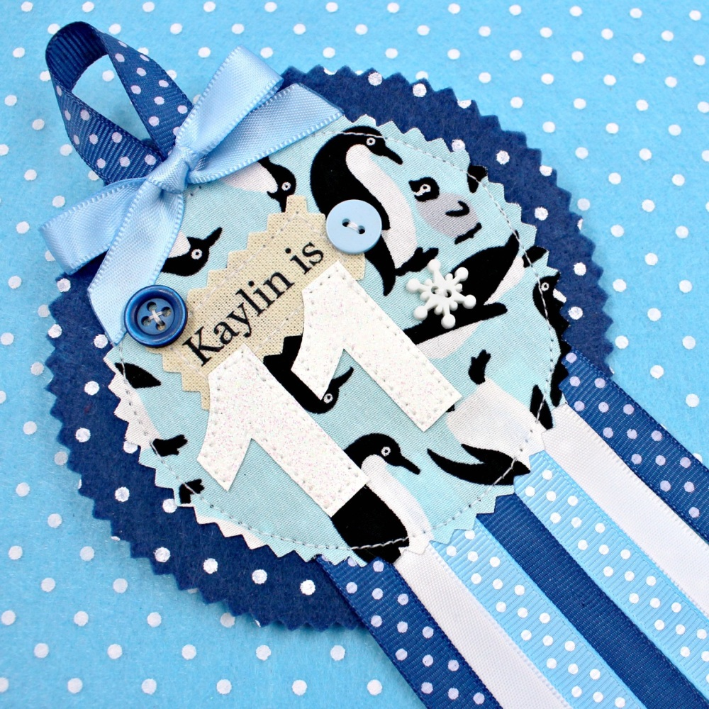 Penguin Animals Badge £8.00-£12.00