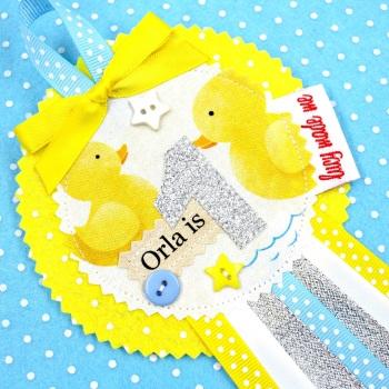 Duck Chicks Badge