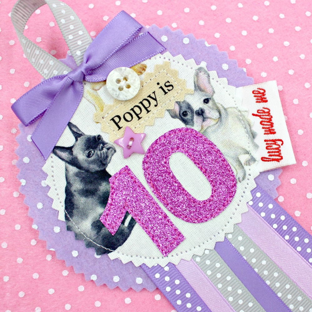 Dog French Bulldog Animals Badge £8.00-£12.00