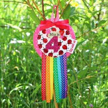 Ladybird Badge