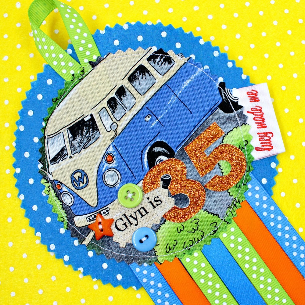 Camper Van VW Badge £10.00-£12.00