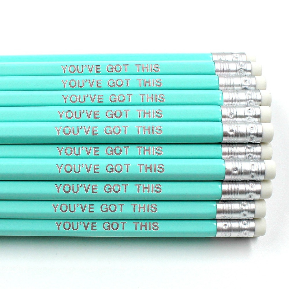 You've Got This Pencil