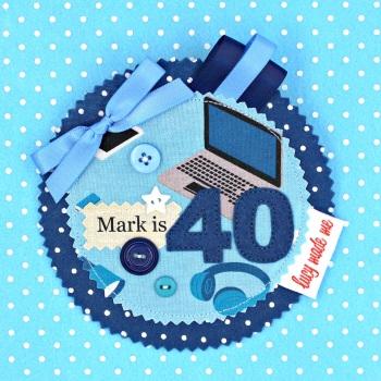 Computer Tech Badge