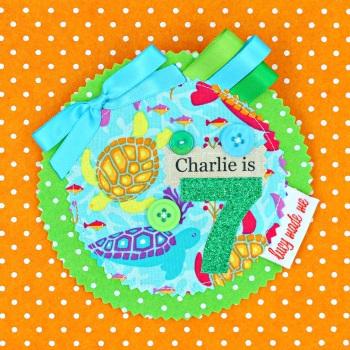 Sea Turtles Badge