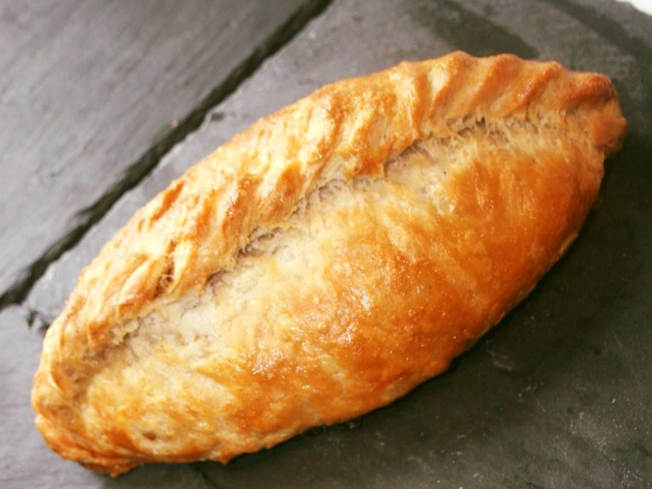 Buy traditional and meat pasties