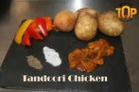 Tandori Chicken  pasty