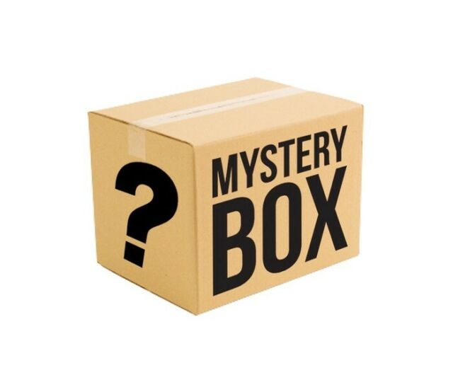 <!--007-->Mystery pasty box