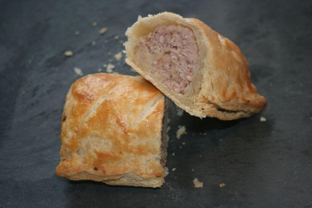 Standard sausage roll