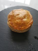 individual Egg and bacon pie