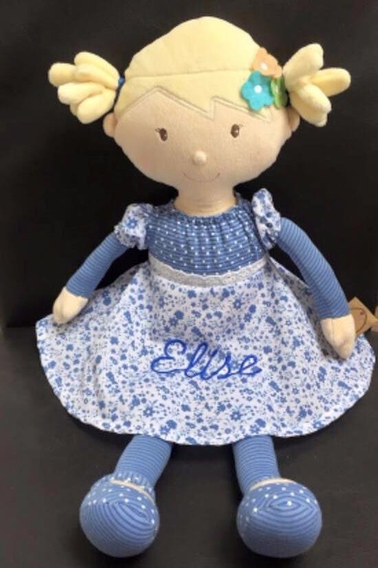 Rag Doll - Goldie
